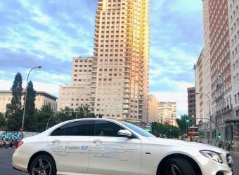 El nuevo Mercedes Benz Clase E300 de reduce drásticamente las emisiones
