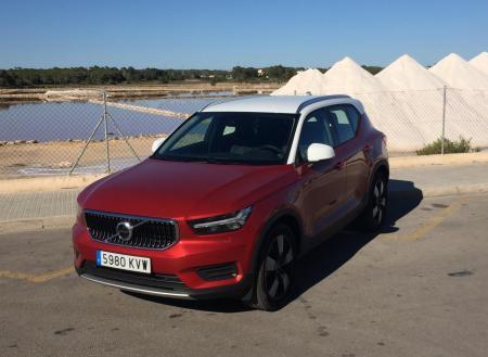 Volvo XC40 Premium Edition, un SUV con gran estilo y calidad
