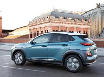 Hyundai Kona Eléctrico: Coche del Año de Renting y Flotas 2019