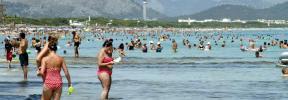 Bandera negra: Estas son las peores playas de Mallorca