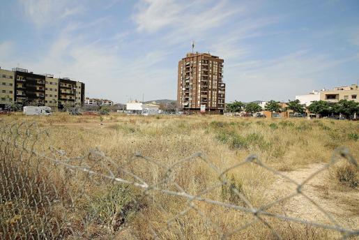 El solar de Son Ferragut tiene 110.000 metros cuadrados, de los que 31.000 se destinarán a nuevas viviendas, con una edificabilidad de 78.000 metros cuadrados.