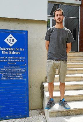 Pau Riera es uno de los cinco investigadores de Baleares afectados.