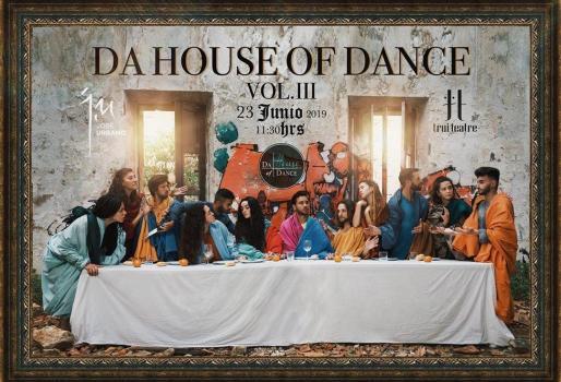 Da House Of Dance presenta el espectáculo 'Show Vol. III'.
