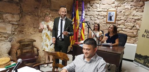 Rafel Fernández repite cuatro años más como alcalde de Capdepera.