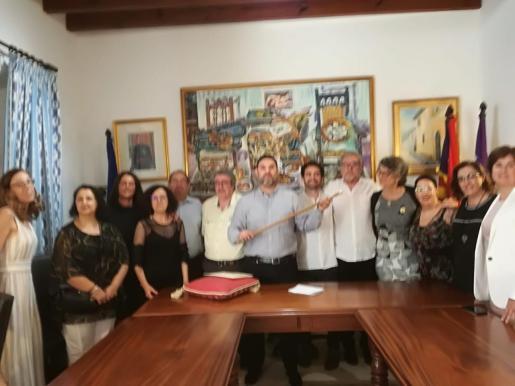 Andreu Bujosa, de Esquerra Oberta de Bunyola (EOB), repite en la alcaldía con el pacto con los socialista.