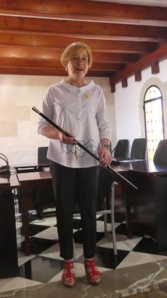 Magdalena Perelló investida alcaldesa de Llubí.