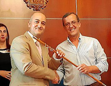 Antoni Salas, alcalde de Costitx.