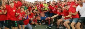 El Collerense regresa a Tercera División