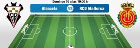 Albacete Balompié - Mallorca, en directo
