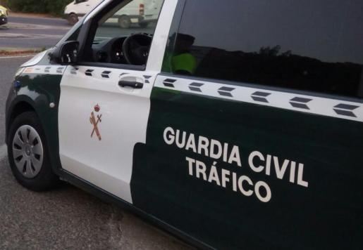 La Guardia Civil se ha personado en el lugar del accidente.