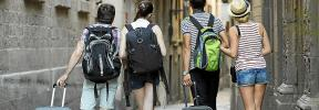 La oferta de alquiler turístico ilegal para este verano en Palma supera los 300 pisos