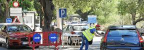 La regulación no acaba con los coches en Formentor