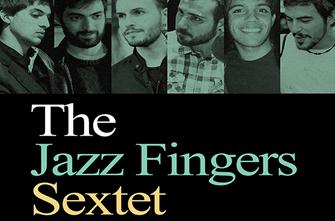 La formación The Jazz Fingers Sextet recala en el Café Club de Es Gremi.