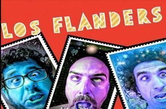 El Café Club de Es Gremi es el escenario del grupo musical Los Flanders.