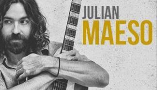 La música de Julián Maeso llega al Café Club de Es Gremi