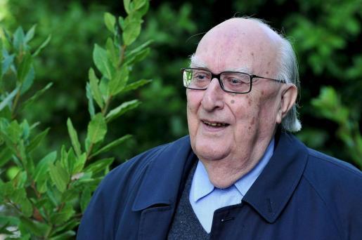 El escritor italiano Andrea Camilleri, en una imagen de archivo.