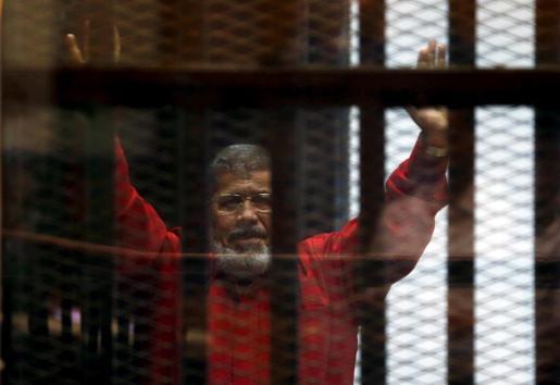 Mohamed Mursi.