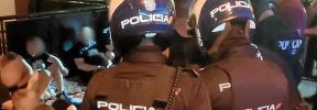 Detenidos cuatro supuestos neonazis tras una pelea multitudinaria en la Playa de Palma