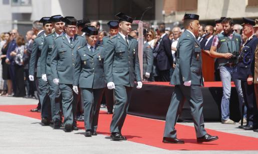 Este miércoles está prevista la visita a las dependencias de la Guardia Civil en Palma de varios centros de educación especial