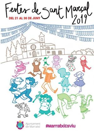 Festes de Sant Marçal 2019 de Marratxí.