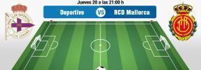Así ha sido el Deportivo-Real Mallorca
