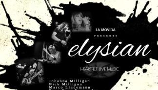 Concierto de Elysian en La Movida de Palma