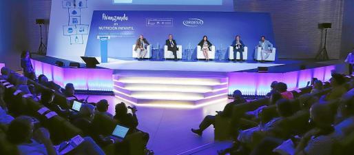 El Palacio de Congresos acogió el simposio internacional, con especialistas de todo el mundo.