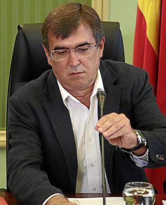 El senador socialista Francesc Antich.