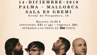 Viva Suecia regresa a Mallorca para ofrecer un concierto en Es Gremi