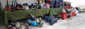 Detienen a un hombre en Esporles por robar en 25 casas de campo de Mallorca