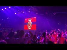 Celebración del Real Mallorca tras subir a Primera División