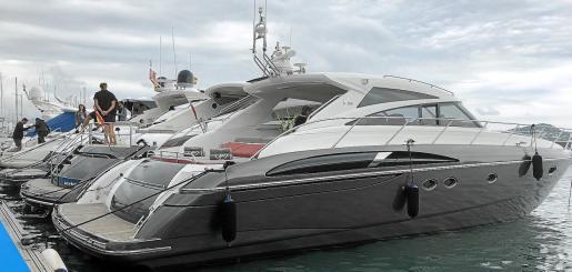 Los clubes náuticos de Balears, según la patronal APEAM, han apostado más por potenciar los amarres para sus socios que incrementarlos para la náutica recreativa.