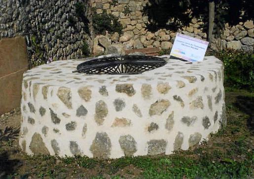 Uno de los elementos etnológicos recuperados con las ayudas del Consorci en el Camí des Murterar de Sóller.