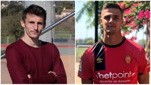El Mallorca trabaja para firmar en propiedad al delantero croata y al central eslovaco, que se convertirían en los dos primeros fichajes.