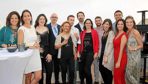 María León, María Florit, María González, Sergi Carrasco, Isabel de Gea, Toni López, Manel Rodríguez, Clara Muñoz, Nicolás Pidal, Lídia Castellón, Arnau Gual, María Tovar y Alba Arnal.