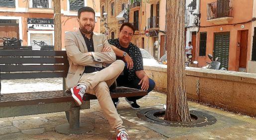 Víctor Fernández y Xavier Borull, germen de Mansion Games.