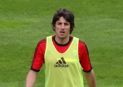 Pablo Chavarría, en una imagen de archivo.