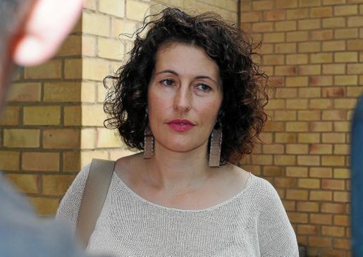 Sílvia Tur, diputada de Gent per Formentera.