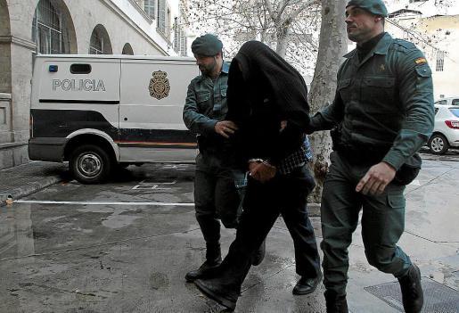 El empresario fue detenido en el año 2015 por la Guardia Civil.
