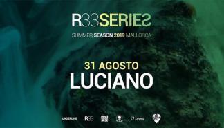 Luciano en concierto en Es Gremi en un evento de R33