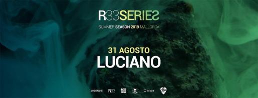 Luciano en concierto en Es Gremi