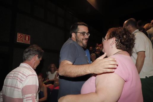 Vicenç Vidal será el que la formación propondrá para ser senador autonómico.