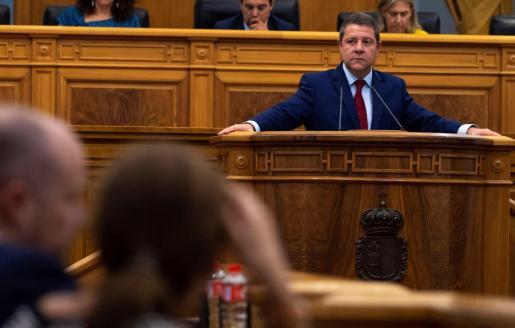 Emiliano García Page (PSOE).