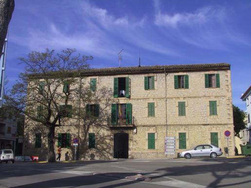 Cuartel de la Guardia Civil en Artà.