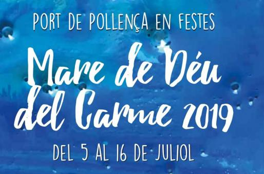 El Port de Pollença vive sus fiestas del Carme 2019.