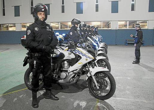 Está previsto que, en breve, se presenten las nuevas unidades operativas de la Policía Local.