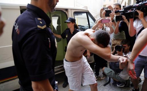 La investigación considera que el cineasta fue agredido en Son Banya, pero también recuerda que estaba enfermo.