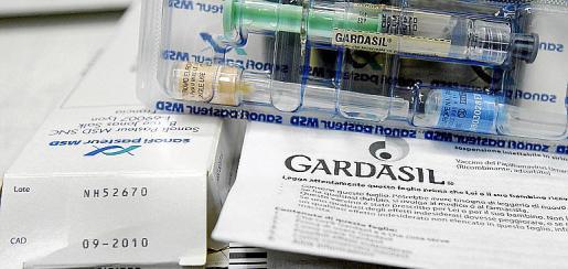 La vacuna contra el papiloma ya es un método preventivo eficaz.