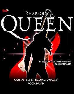 Rhapsody of Queen en concierto en Auditórium de Palma
