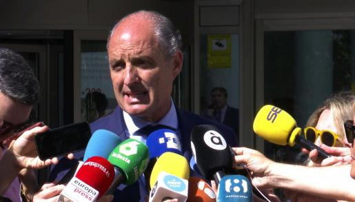 El expresidente de la Generalitat Valenciana, Francisco Camps.